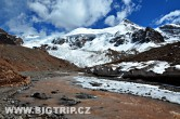 Aconcagua - Base camp 4.480m